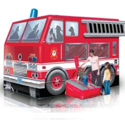 Fire-Truck-Bouncer